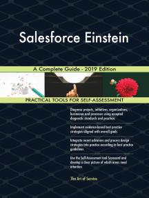 Salesforce Einstein A Complete Guide - 2019 Edition