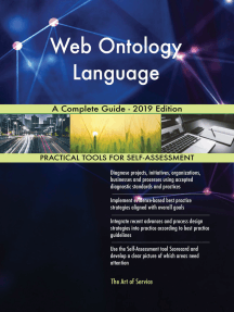 Web Ontology Language A Complete Guide - 2019 Edition