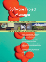 Software Project Manager A Complete Guide - 2019 Edition