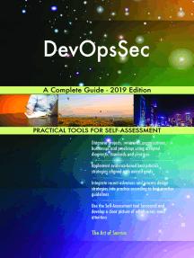 DevOpsSec A Complete Guide - 2019 Edition