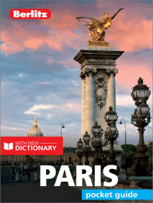 Berlitz Pocket Guide Paris (Travel Guide eBook)