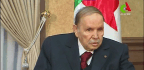 Facing Mass Protests, Algeria's President Agrees To Resign