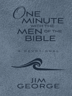 One Minute with the Men of the Bible