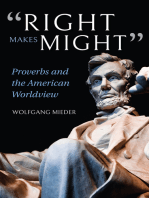"""""""Right Makes Might"""""""