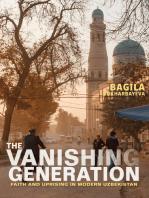 The Vanishing Generation