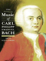 The Music of Carl Philipp Emanuel Bach