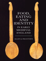 Food, Eating and Identity in Early Medieval England