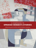 A Companion to Spanish Women's Studies
