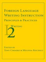 Foreign Language Writing Instruction