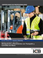 MF1328_1: MANIPULACIÓN Y MOVIMIENTOS CON TRANSPALÉS Y CARRETILLAS DE MANO (COMT0211)