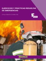 Ejercicios y prácticas resueltas de emergencias