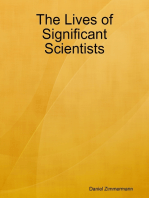 The Lives of Significant Scientists