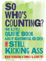 So Who's Counting?