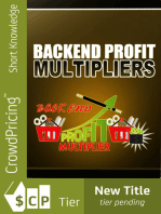 Backend Profit Multipliers