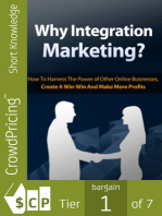 Why Integration Marketing