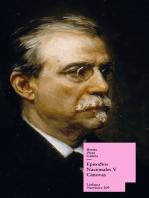 Episodios nacionales V. Cánovas