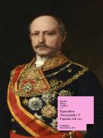 Episodios nacionales V. España sin rey