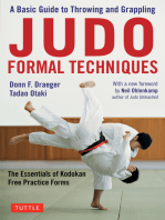Judo Formal Techniques: A Basic Guide to Throwing and Grappling - The Essentials of Kodokan Free Practice Forms