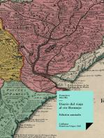 Diario del viaje al río Bermejo