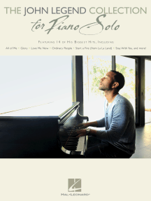 The John Legend Collection for Piano Solo: Intermediate to Advanced Level