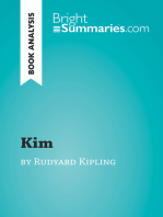 Kim by Rudyard Kipling (Book Analysis)