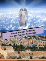 Jesus, Human Suffering and the Greater Perfection