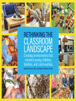 Rethinking the Classroom Landscape: Creating Environments That Connect Young Children, Families, and Communities