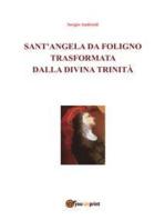 Sant'Angela da Foligno trasformata dalla Divina Trinità