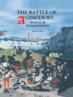 The Battle of Agincourt