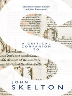 A Critical Companion to John Skelton