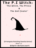 The P.I Witch