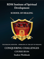 Conquering Challenges Course