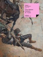 Don Quijote. Molinos de viento