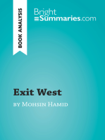 Exit West by Mohsin Hamid (Book Analysis)