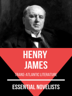Essential Novelists - Henry James