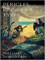 Pericles, prince of Tyre