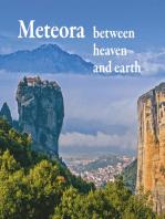 Meteora - between heaven and earth
