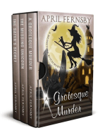 Brimstone Witch Mysteries - Box Set 4