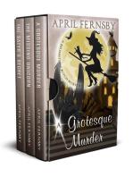 Brimstone Witch Mysteries - Box Set 4