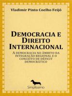 Democracia e direito internacional