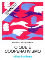 O que é cooperativismo