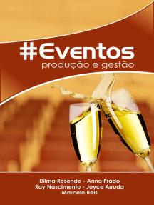 #Eventos: gestao e produção