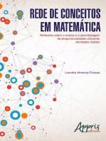 Rede de conceitos em matemática
