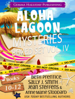 Aloha Lagoon Mysteries Boxed Set Vol. IV (Books 10-12)