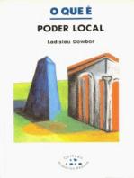 O que é poder local