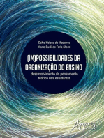 (Im)possibilidades da organização do ensino