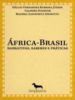 África-brasil: Narrativas, Saberes e Práticas