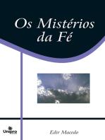 Os Mistérios da Fé