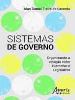 Sistemas de governo: organizando a relação entre executivo e legislativo