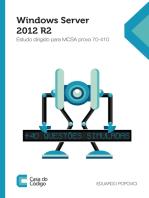 Windows Server 2012 R2: Estudo dirigido para MCSA prova 70-410